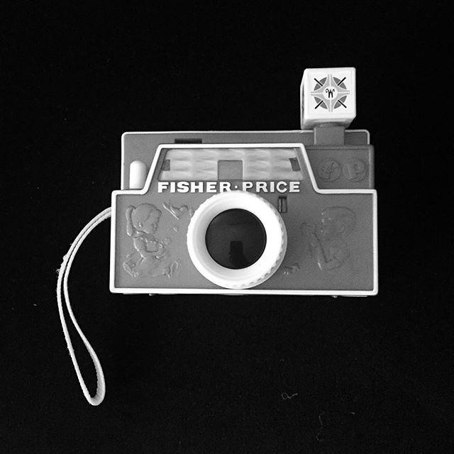 Retro Fisher Price Camera